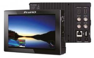 JVC camera monitor de teren 7 Inch 1920x1080 LCD FullHD video cinema  vectorscop, waveform monitor, histograma [0]