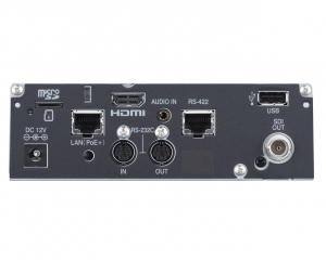 KIT Live Multicam PTZ5