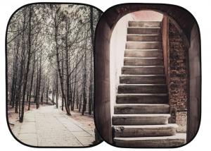 Lastolite Fundal pliabil Perspective Steps/Trees 1.5x2.1m