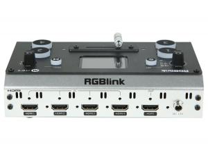 RGBlink Mini Mixer video cu vizualizare multi-view [3]