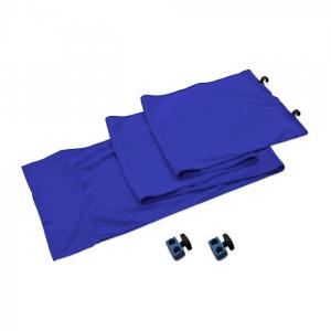 Lastolite Kit de conectare pentru panouri Chroma Key albastru 2.3m [1]