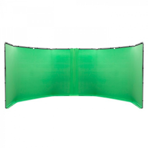 Lastolite Kit de conectare pentru panouri Chroma Key verde 2.3m [2]