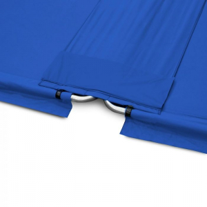 Lastolite Kit de conectare compatibil panouri Chroma albastru 3m7