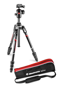 Manfrotto Befree Travel trepied din carbon Open Box0