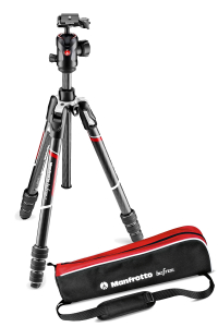 Manfrotto Befree GT trepied foto carbon0