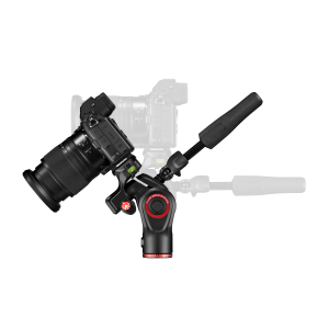 Manfrotto Befree Live 3Way Kit Trepied foto video fluid [9]