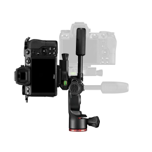 Manfrotto Befree Live 3Way Kit Trepied foto video fluid [12]
