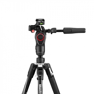 Manfrotto Befree Live 3Way Kit Trepied foto video fluid [3]