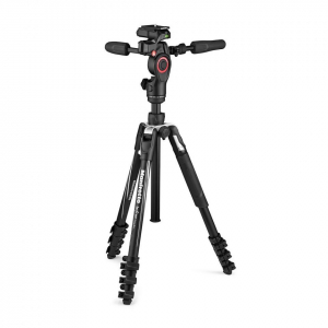 Manfrotto Befree Live 3Way Kit Trepied foto video fluid [1]