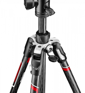 Manfrotto Befree Travel trepied din carbon Open Box6
