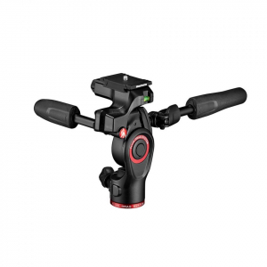 Manfrotto Befreee 3W Cap trepied foto-video fluid5