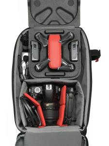 Manfrotto Essential rucsac pentru foto si drone DJI Mavic Pro5