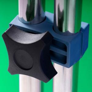Manfrotto Fundal Chroma Key verde Panoramic cu cadru inclus 4x2.90m10