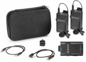 Manfrotto Kit Creator LED8 Wireless Dual Boya4