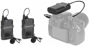 Manfrotto Kit Creator LED8 Wireless Dual Boya5