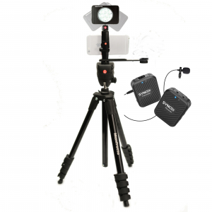 Manfrotto Kit Creator LED8 Lavaliera Wireless0