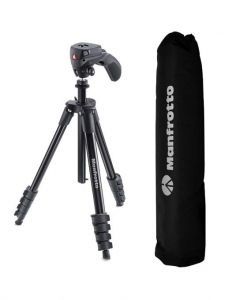Manfrotto Kit Creator LED8 Lavaliera Wireless3
