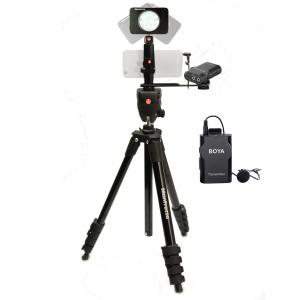 Manfrotto Kit pentru Fitness Vlog LED8 Wireless0