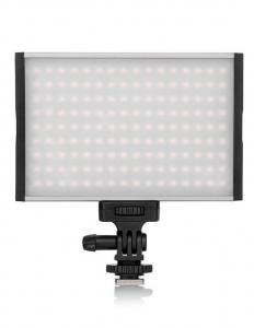 Manfrotto Kit video interviu MVK500 cu LED si lavaliera dubla2