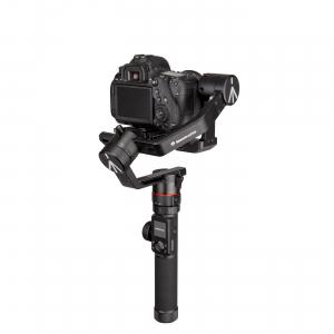 Manfrotto MVG460FFR stabilizator gimbal in 3 axe cu Follow Focus capacitate 4.6kg2