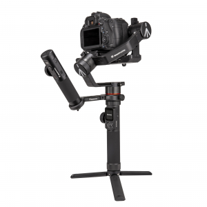Manfrotto MVG460FFR stabilizator gimbal in 3 axe cu Follow Focus capacitate 4.6kg1
