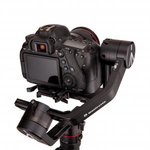 Manfrotto MVG460FFR stabilizator gimbal in 3 axe cu Follow Focus capacitate 4.6kg3
