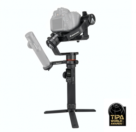 Manfrotto MVG460 stabilizator gimbal in 3 axe capacitate 4.6kg [0]