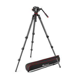 Manfrotto MVK504XCTALL Kit Trepied video0