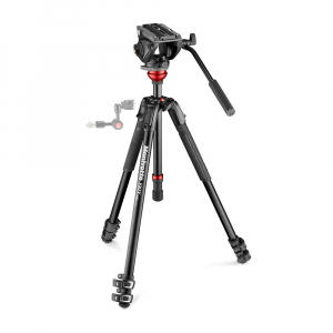 Manfrotto MVK500190XV Kit trepied video4