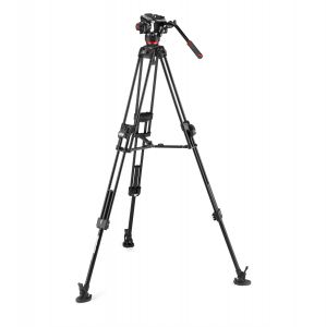 Manfrotto MVK504XTWINFA Kit Trepied video Fast11