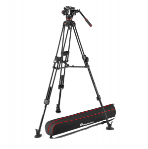 Manfrotto MVK504XTWINFA Kit Trepied video Fast0