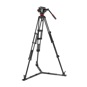 Manfrotto MVK504XTWINGA Kit Trepied video cu spreader de podea9