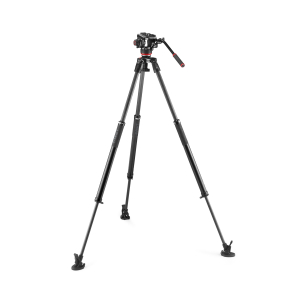 Manfrotto MVK504XSNGFC Kit Trepied video Carbon [11]