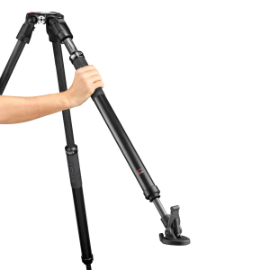Manfrotto MVK504XSNGFC Kit Trepied video Carbon [7]