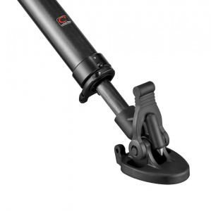 Manfrotto Nitrotech 612/ 635 Trepied video Fast Single Carbon [1]