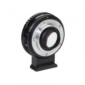 Metabones adaptor Nikon G la montura BMPCC4K Speed Booster Ultra 0.71x [1]