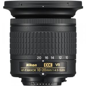 Nikon AF-P NIKKOR 10-20mm Obiectiv Foto DSLR F/4.5 - F/5.6G VR DX2