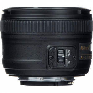 Nikon AF-S NIKKOR 50mm Obiectiv Foto DSLR f/1.8G2
