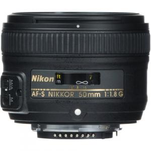 Nikon AF-S NIKKOR 50mm Obiectiv Foto DSLR f/1.8G5