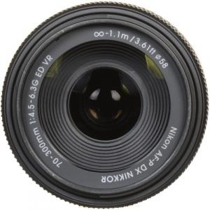 Nikon AF-P NIKKOR 70-300mm Obiectiv Foto DSLR f4.5-6.3G ED VR1