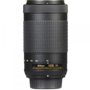 Nikon AF-P NIKKOR 70-300mm Obiectiv Foto DSLR f4.5-6.3G ED VR4