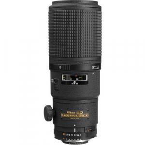 Nikon AF Micro NIKKOR 200mm Obiectiv Foto DSLR f/4D IF-ED2