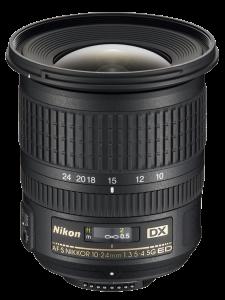 Nikon AF-S DX NIKKOR Obiectiv Foto DSLR 10-24mm f/3.5-4.5G ED0