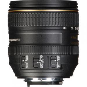 Nikon AF-S DX NIKKOR 16-80mm Obiectiv Foto DSLR f/2.8-4E ED VR4