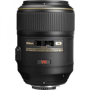 Nikon AF-S VR MICRO NIKKOR Obiectiv Foto DSLR 105mm f/2.8G IF-ED [0]