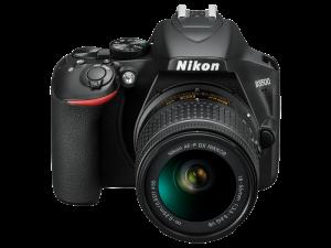 Nikon D3500 Aparat Foto DSLR DX Kit Obiectiv Nikkor AF-P 18-55mm VR9