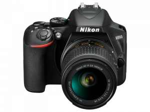 Nikon D3500 Aparat Foto DSLR Kit 18-55mm cu trepied foto-video8