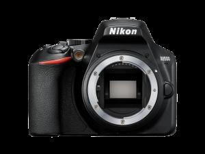 Nikon D3500 Aparat Foto DSLR DX Kit Obiectiv Nikkor AF-P 18-55mm VR8
