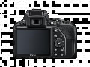 Nikon D3500 Aparat Foto DSLR DX Kit Obiectiv Nikkor AF-P 18-55mm VR1
