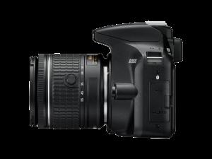 Nikon D3500 Aparat Foto DSLR DX Kit Obiectiv Nikkor AF-P 18-55mm VR5